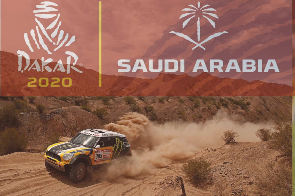 Sport Minister Discloses Details of New Route of Saudi Dakar Rally Second Edition