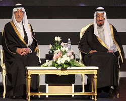 Minister of Defence patronizes King Faisal International Award ceremony