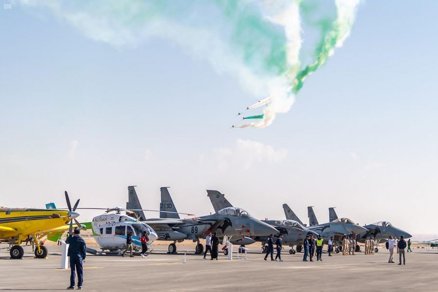 Saudi International Airshow 2021 postponed, due to coronavirus COVID-19