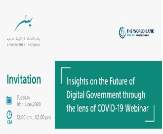 Insights on the Future of Digital Government through the lens of COVID-19
