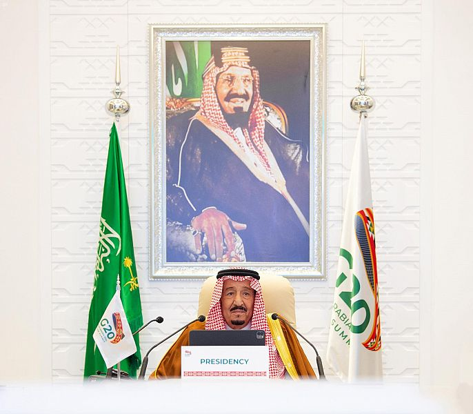 Custodian of the Two Holy Mosques: International Cooperation and Joint Action are the Optimal Way to Overcome Crises