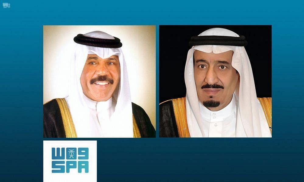 Custodian of the Two Holy Mosques Condoles Emir of Kuwait on Death of Sheikha Fadhaa Jaber Al-Ahmad Al-Sabah