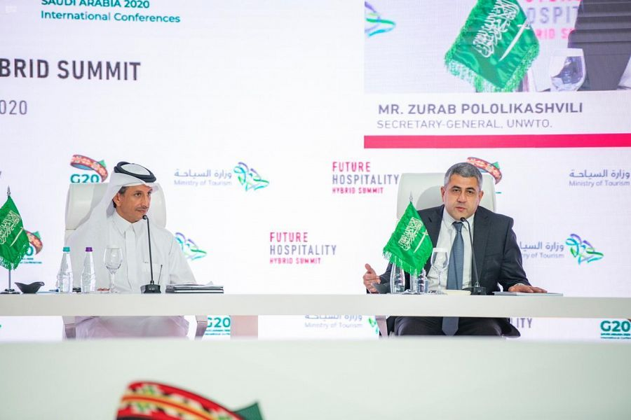 Minister of Tourism inaugurates Future of Hospitality Summit on sidelines of Kingdom's G20 Presidency