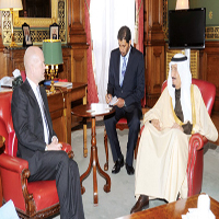 British foreign affairs minister praises friendly relationship with KSA