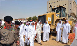 Makkah Gov. Prince Khaled Al-Faisal: Flood projects on schedule
