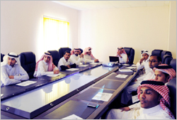 A course in e-archiving in Jazan University